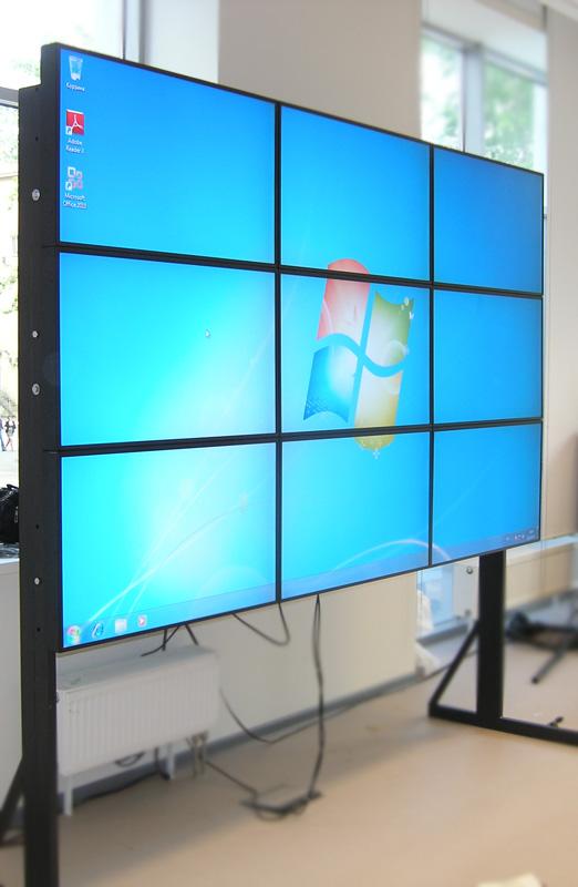 Nuevo videowall disponible!