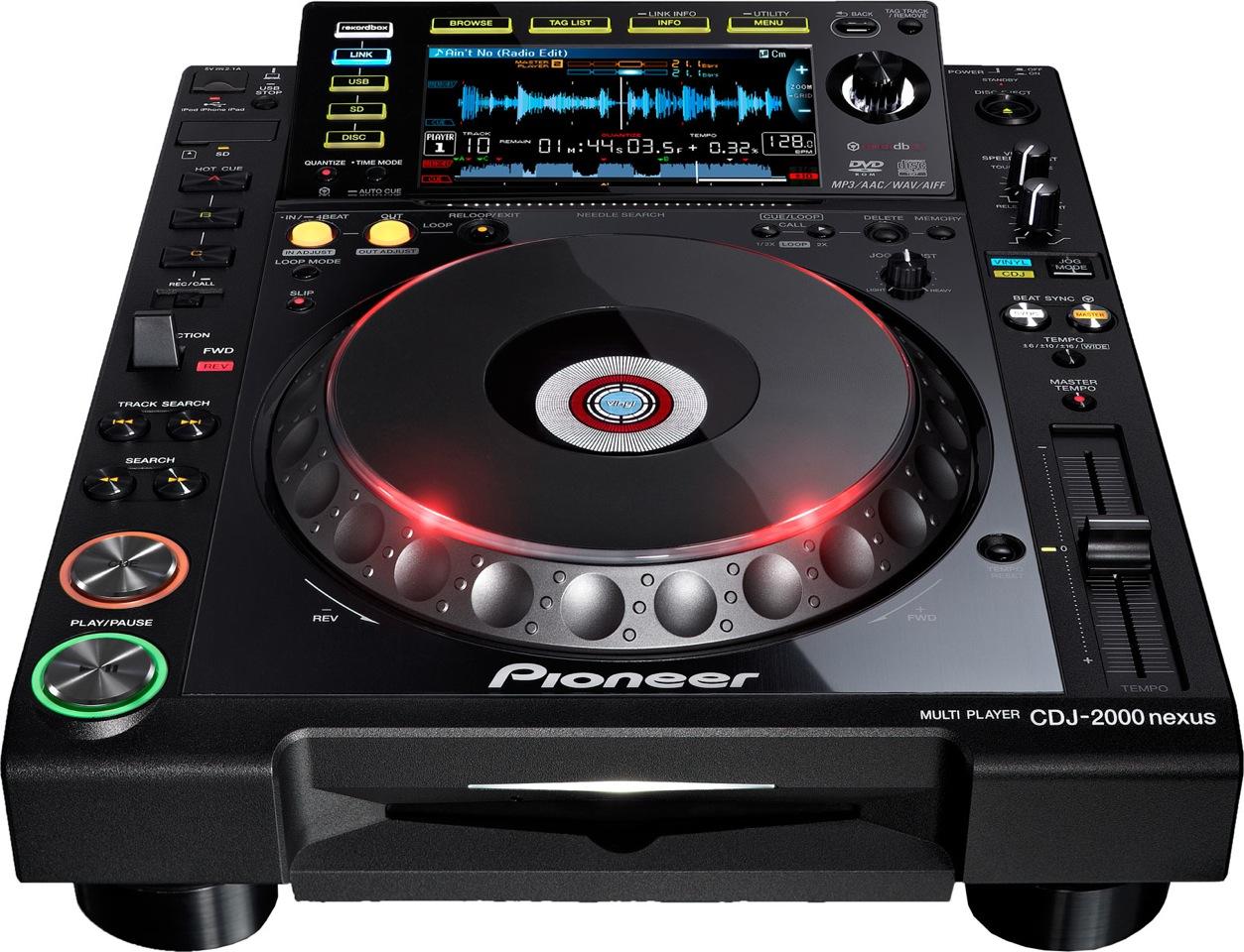 Pioneer Dj CDJ 2000 NEXUS