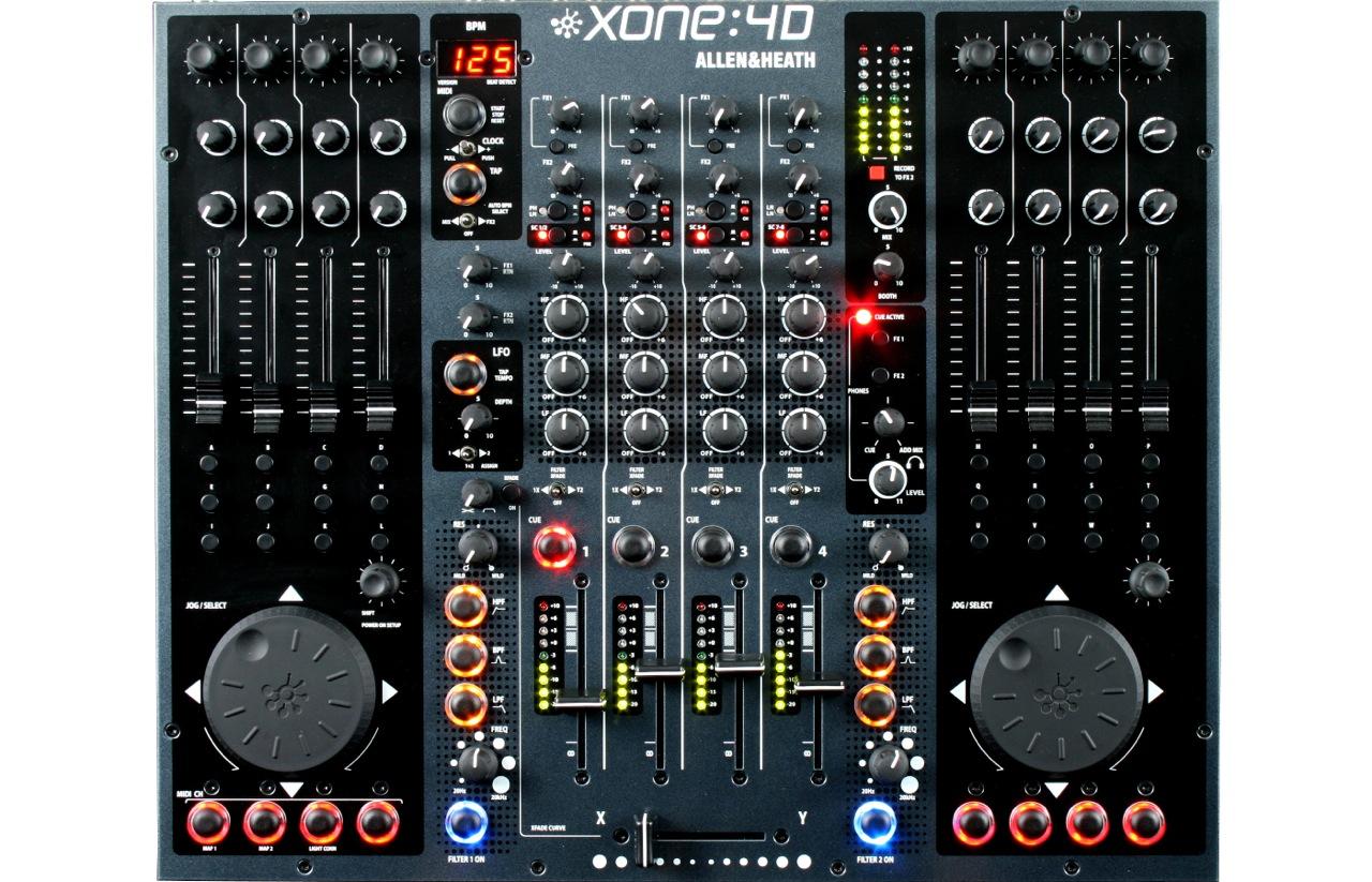 Xone 4D