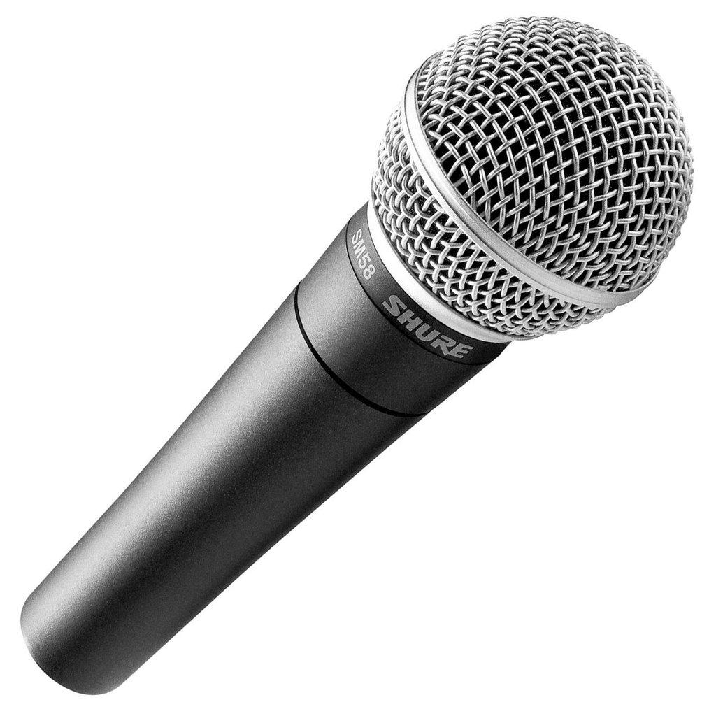 Shure Micrófono Vocal SM58