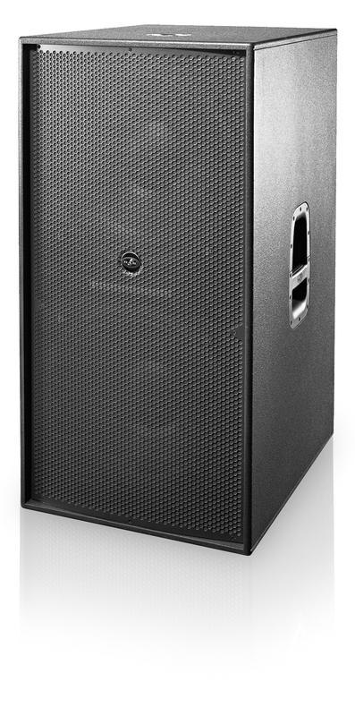 DAS Audio Subgraves RF 218