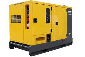 Generador 60kVA insonorizado
